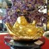 Phật chiêu tài vàng Y121-1