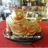 Phật chiêu tài vàng Y121-2