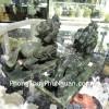 Tỳ hưu đá Lam ngọc  DT113