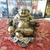 Phật di lạc đồng ngồi D1135