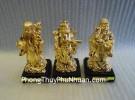 Bộ Tam Đa mạ vàng nhỏ H230G