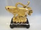 Cá kim long vàng H284G