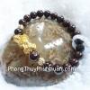 Chuỗi hạt lựu có Tỳ hưu Crôm vàng S6287