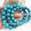 Chuỗi ngọc lam trung (đá Turquoise) S6290