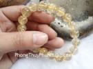 Chuỗi thạch anh tóc vàng sáng Uruguay A++ S6367-3186