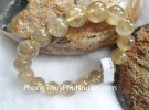 Chuỗi thạch anh tóc vàng tươi Uruguay A+ S6368-3544
