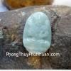Phật bản mệnh phỉ thúy nhỏ tuổi Sửu + Dần S6640-2