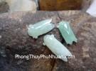 Ve ngọc Phỉ Thúy xanh nhỏ S6628