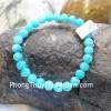 Chuỗi đá Thiên Hà xanh da trời A+ S6647-1900