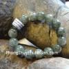 Chuỗi thạch anh tóc xanh A+ S6650-10395