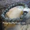 Chuỗi thạch anh tóc xanh A+ S6650-5250