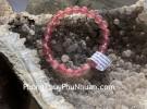Chuỗi thạch anh dâu đỏ Uruguay S6359-1445