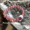 Chuỗi thạch anh dâu đỏ Uruguay S6359-1806