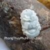 Mặt 12 con giáp Phỉ Thúy xanh nhỏ Tuổi Mão S6641-4