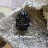 Phật bản mệnh đá hắc ngà lớn tuổi Tý S6844-1
