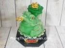 Thiềm thừ xanh ngọc cõng bắp cải nguyên bảo LN097