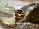 Đồng tiền đá mắt mèo S6853
