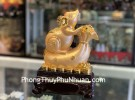 Chuột vàng túi tiền vàng TM009