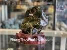 Khối cẩm thạch Serpentine xanh V168-2112