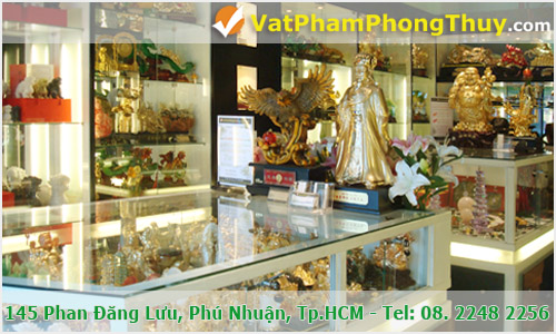 Cửa hàng Vật Phẩm Phong Thủy - VatPhamPhongThuy.com số 1