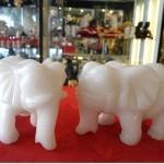 voi da bach ngoc trang 150x150 Cặp voi đá Bạch ngọc N022