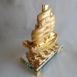 thuyen vang nho H455G 2 150x150 Thuyền rồng mạ vàng H455G