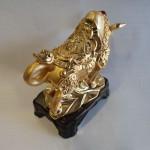 trau H399G 3 150x150 Trâu ngưu thế vàng H399G