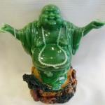 di lac xanh H241G 150x150 Phật di lạc xanh nạp tài H241G