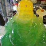 phat di lac H242G 4 150x150 Phật di lạc xanh H242G