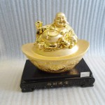 di lac nen vang H247G 150x150 Phật di lạc trên nén vàng H247G