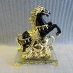 ngua H316 2 150x150 Ngựa đen ôm hồ lô H316G