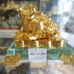 DSC07419 150x150 Thiềm thừ vàng nhỏ K149M
