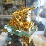 DSC07422 150x150 Thiềm thừ vàng nhỏ K149M