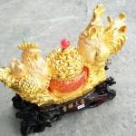 g002a gia dinh ga 1 150x150 Gia đình gà trên hũ vàng G002A
