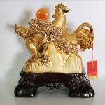 g004a gia dinh ga mat trang 2 150x150 Gia đình gà vàng bên cây tiền G004A