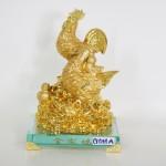 g011a gia dinh ga toan gia phuoc 150x150 Gia đình gà trên đống vàng đế thủy tinh G011A