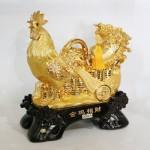 g044a ga vang keo xe cai 1 150x150 Gà vàng kéo xe tiền có cải vàng G044A