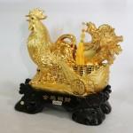 g044a ga vang keo xe cai 2 150x150 Gà vàng kéo xe tiền có cải vàng G044A