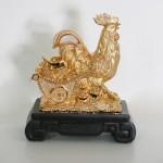 g046a ga keo xe ngan bao 2 150x150 Gà vàng kéo xe ngân bảo vàng G046A