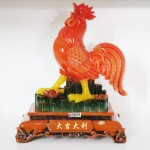 g060a ga cam tren dong tien 150x150 Gà ngọc đỏ cam trên đống tiền G060A