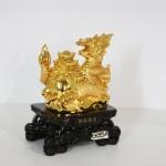 g095a rong vang nho 1 150x150 Rồng vàng ôm túi nguyên bảo G095A
