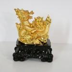 g095a rong vang nho 2 150x150 Rồng vàng ôm túi nguyên bảo G095A