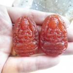 s6337 1 phat ban menh thien thu thien nhan 4 150x150 Phật bản mệnh mã não đỏ tuổi Tý S6337 1