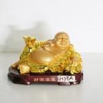 g137a di lac vang nam 150x150 Phật di lạc vàng đế gỗ G137A