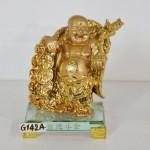 g142a di lac vang quay vang 150x150 Phật di lạc quảy xâu tiền vàng G142A