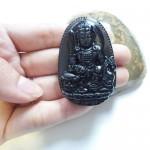 s6340 3 phat ban menh van thu bo tat 2 150x150 Phật bản mệnh hắc ngà tuổi Mão S6340 3