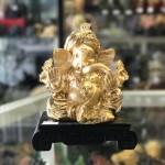 k177m than voi 150x150 Thần đầu voi Ganesha vàng kim K177M
