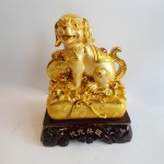 C009A tuong cho vang 150x150 Chó vàng trên bao tải vàng C009A