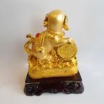 C009A tuong cho vang 3 150x150 Chó vàng trên bao tải vàng C009A