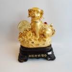 C019A tuong cho vang 150x150 Chó vàng kéo bao tải vàng C019A